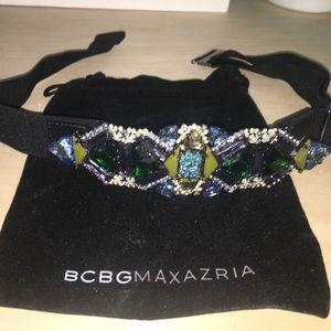 BCBG Max Elastic Belt